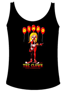 Psycotic Pineapple - Bimbo Punk Tank
