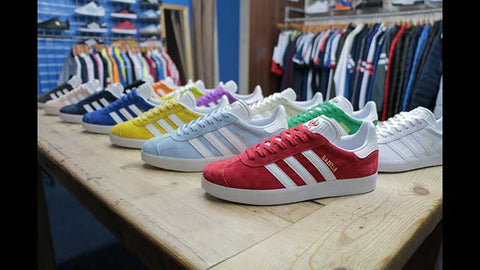 adidas gazelle uomo colors