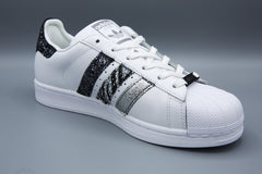 Adidas Superstar Bow Silver