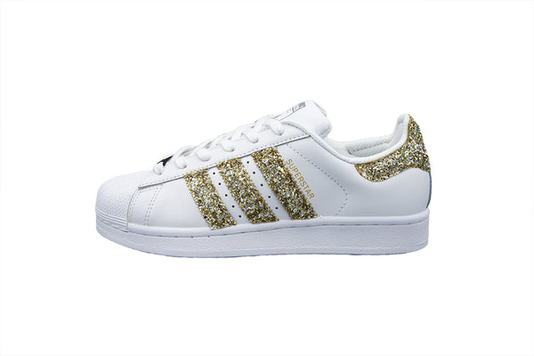 Adidas Superstar Roma oro