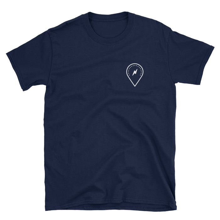 Supercharger Pin-Icon T-Shirt Unisex