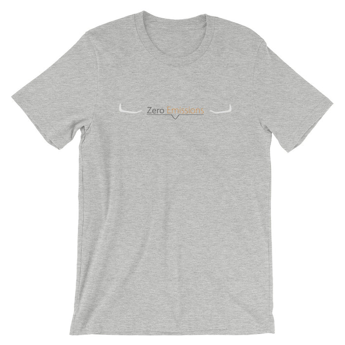 Model X Headlights Short-Sleeve Unisex T-Shirt