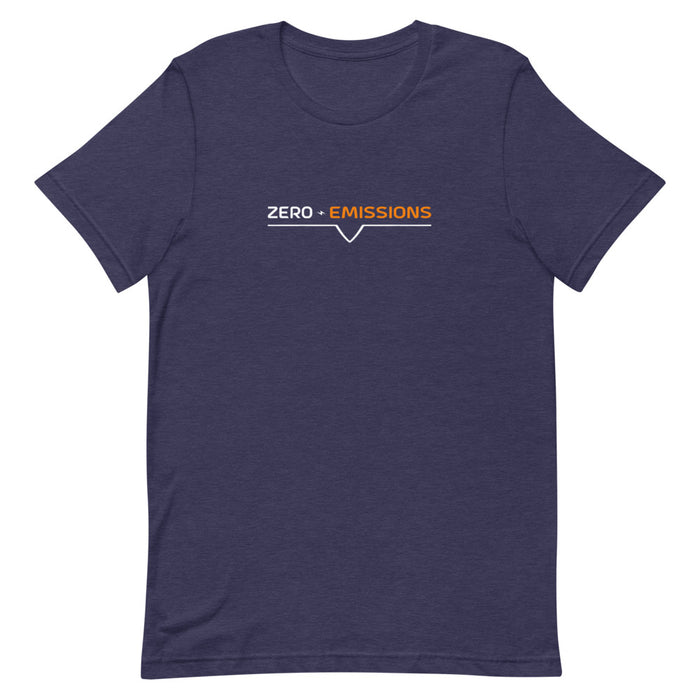 NEW Zero Emissions Short-Sleeve Unisex T-Shirt