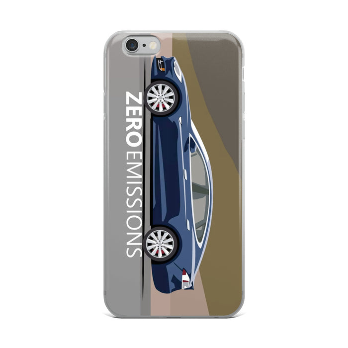 Model S Art iPhone Case