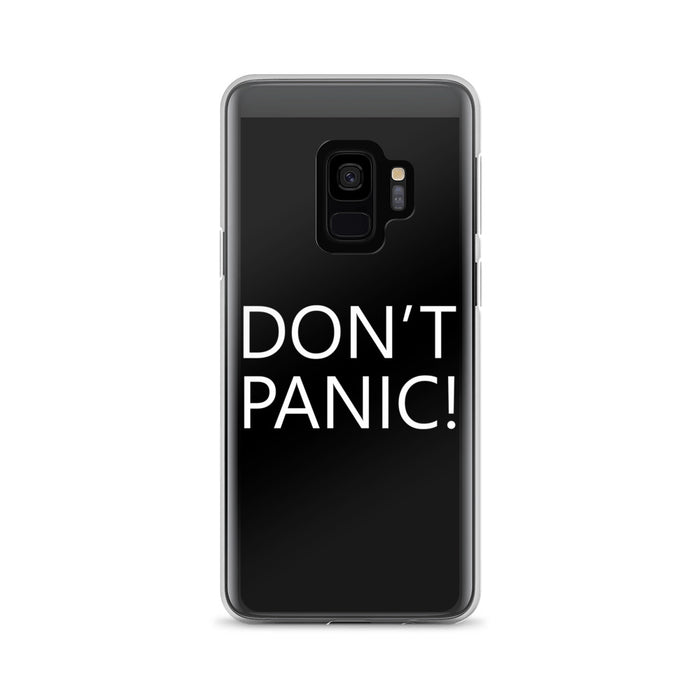 Don't Panic! Samsung Case