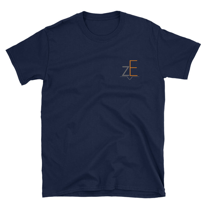 zE Short-Sleeve Unisex T-Shirt