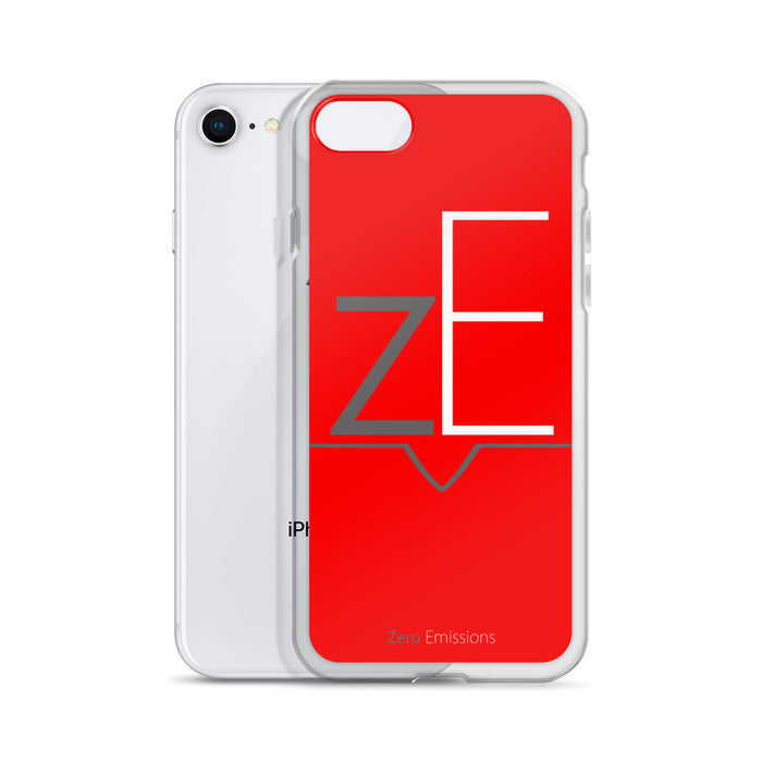zE iPhone Case