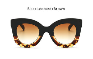 Cat Eye Sunglasses Gradient/2Tone ***MORE OPTIONS***