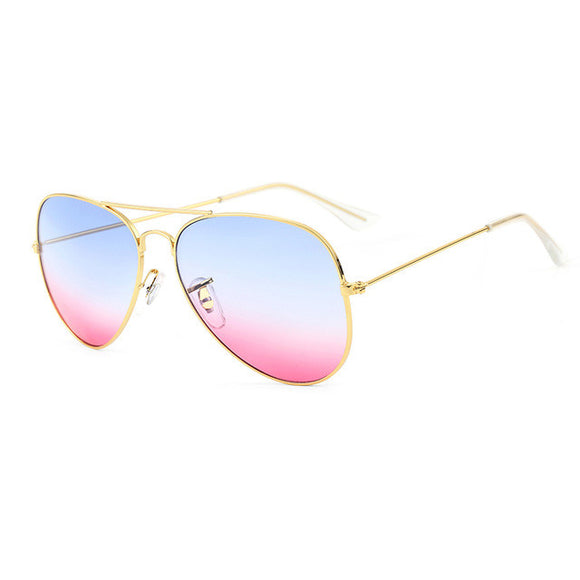 Gradient Aviator Sunglasses *** 11 COLOR CHOICES ***
