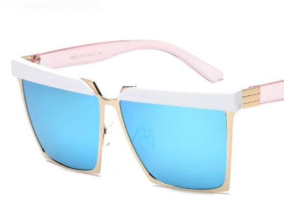 Future Geometric Square Sunglasses ***MORE OPTIONS*** - Wild Child Shades