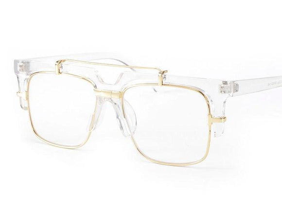 Trending Clear Square Sunglasses ***MORE OPTIONS***