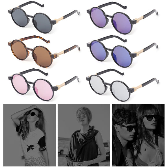 Unisex Round Steampunk Shades ***MORE OPTIONS*** - Wild Child Shades