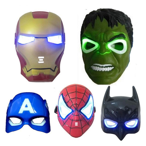 Hero, Massive RAVE masks