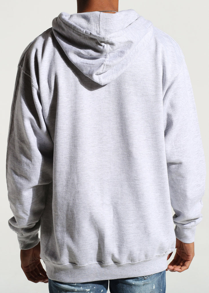 Signature Pullover Hoodie (Heather Grey)