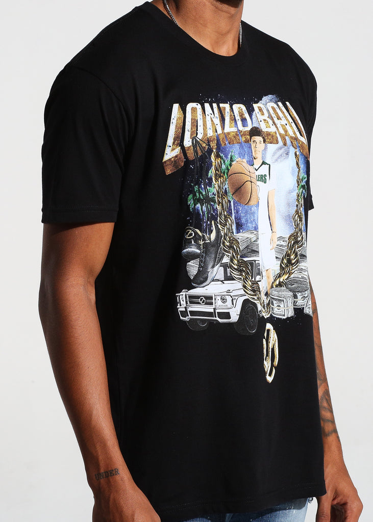 Cash Money S/S Tee (Black)