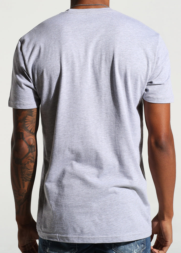 Album S/S Tee (Heather Grey)