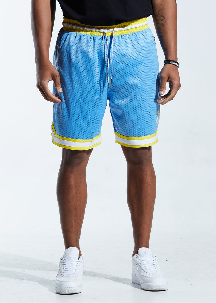 Finals Basketball Shorts (Light Blue)