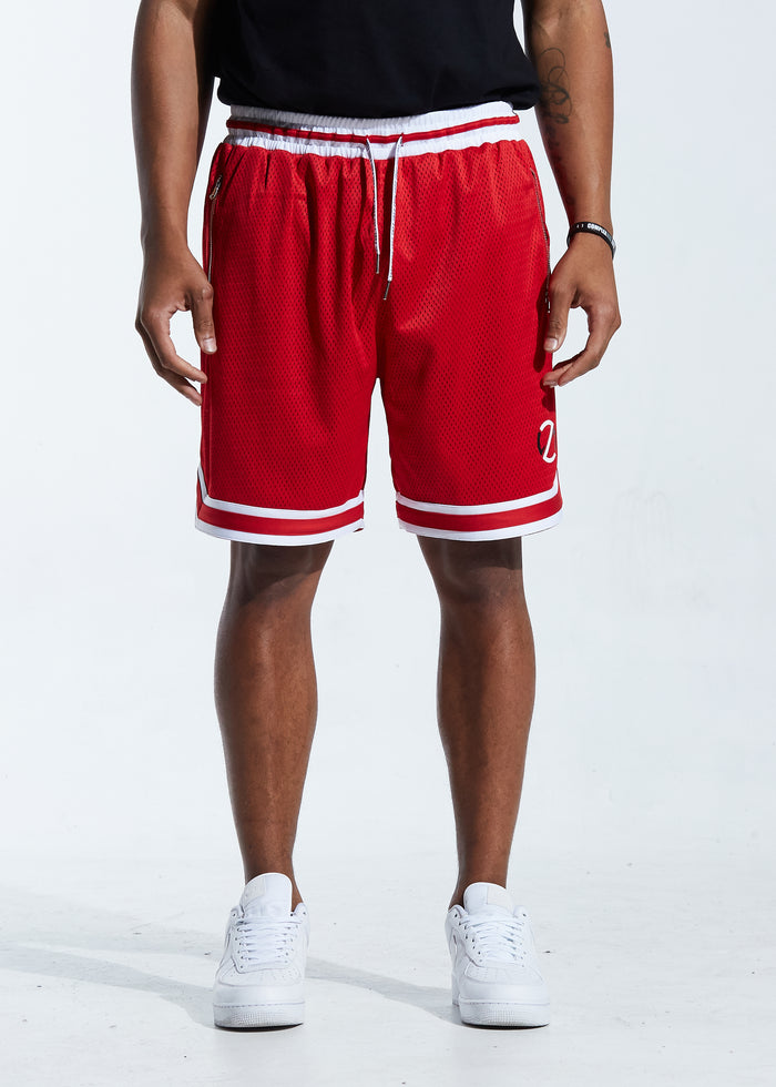 Finals Basketball Shorts (Red)