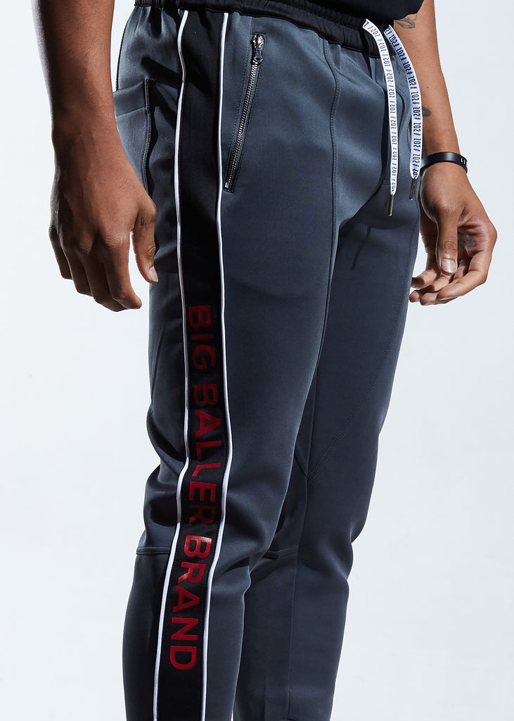 Overtime Track Pants (Grey)