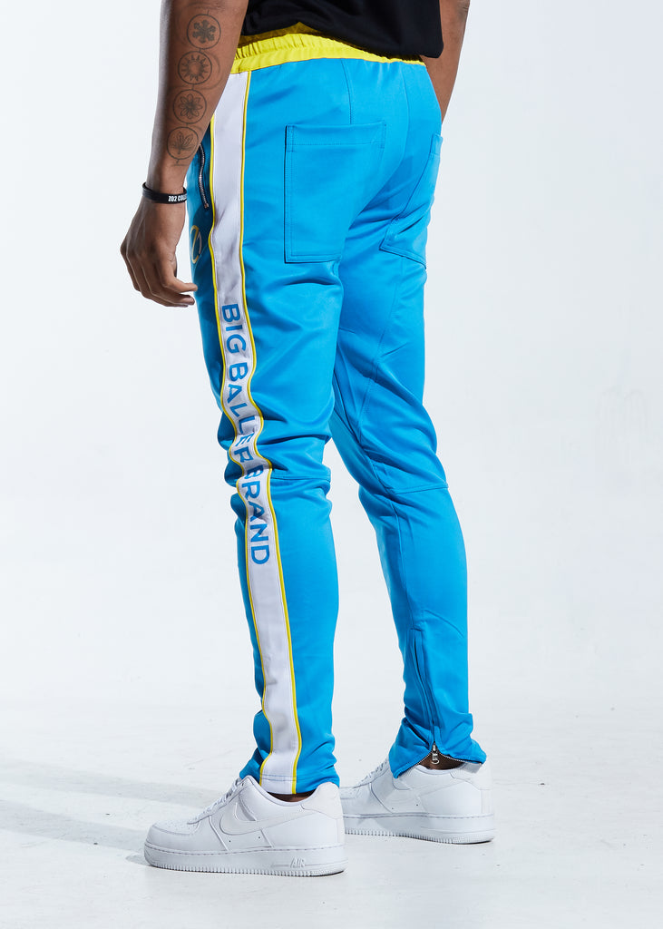 Overtime Track Pants (Light Blue)