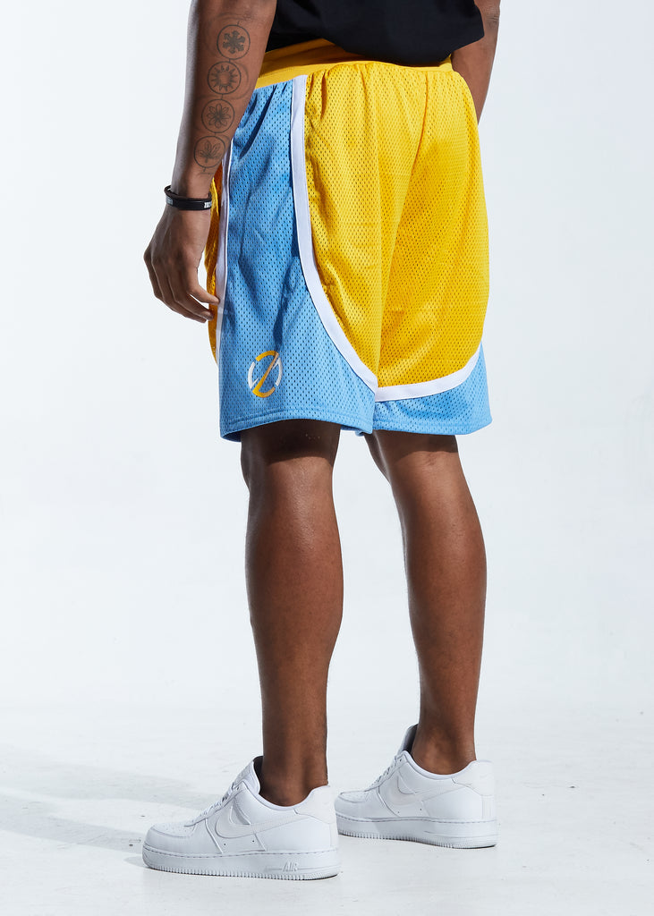 Motion Basketball Short (Yellow)