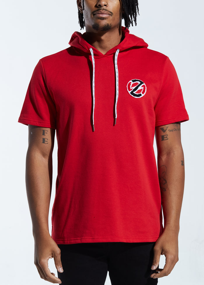 Swish SS Pullover Hoodie (Red)