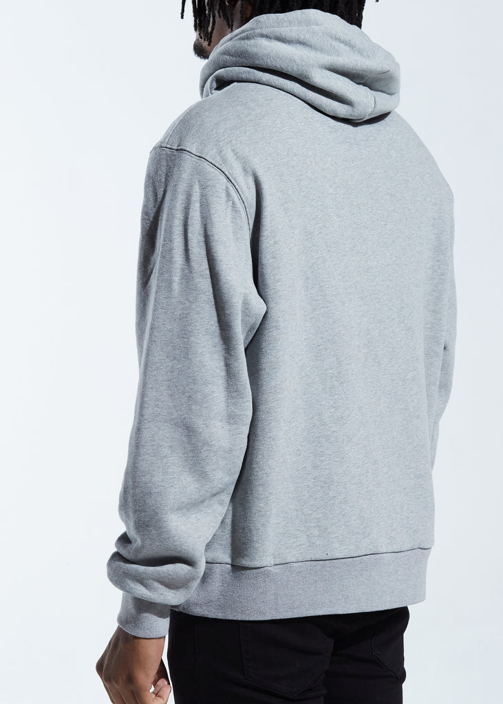 Clutch Pullover Hoodie (Heather Grey)