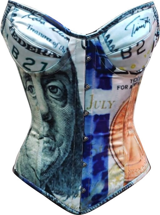 "The ""Currency"" Corset"