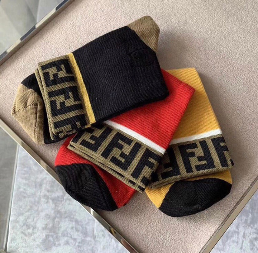 Kids FF Socks