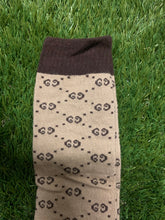 Kids Brown G Socks