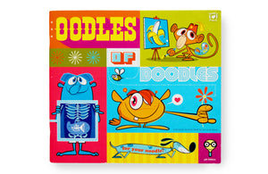 Oodles of Doodles provides an emotional outlet to children facing hospitalization.