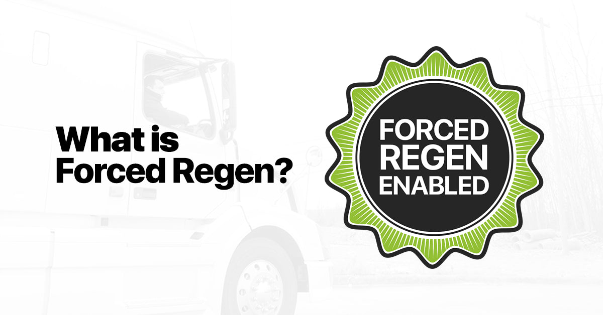 What Is Forced Regeneration Otr Performance
