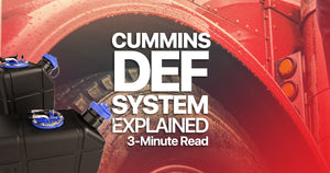 Cummins DEF System Explained (3-Minute Read)