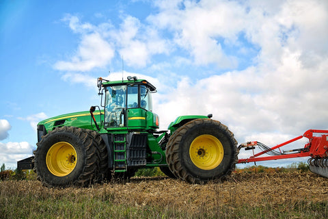 Agricultural Equipment Reset Tool