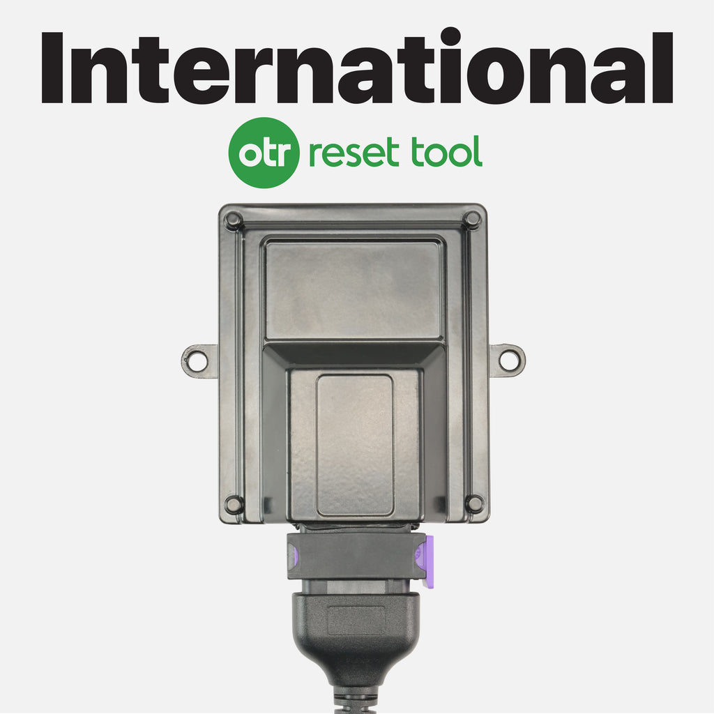 OTR Reset Tool | International