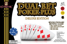 Dual Bet Poker Plus  Deluxe Edition