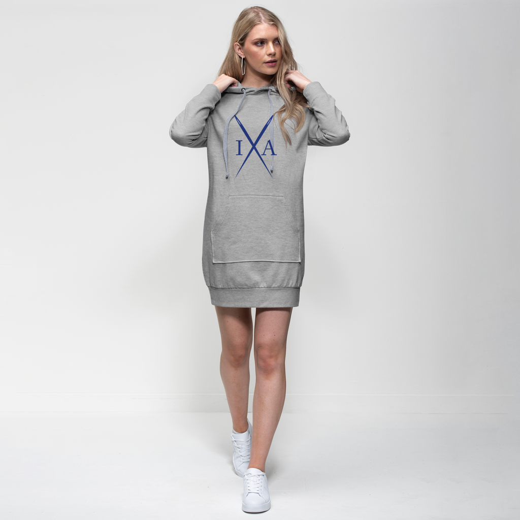 Ixchel Premium Adult Hoodie Dress