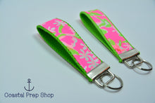 Lilly Pulitzer Everything Nice Key Fob Wristlet