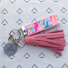 Lilly Pulitzer Catch The Wave Key Fob Wristlet
