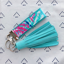 Lilly Pulitzer Electric Feel Key Fob Wristlet