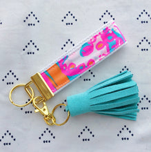 Lilly Pulitzer Feeling Tanked Key Fob Wristlet