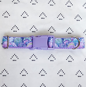 Lilly Pulitzer Oh Shello Dog Collar