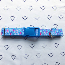 Lilly Pulitzer Red Right Return Dog Collar