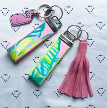 Lilly Pulitzer Local Flavor Key Fob Wristlet