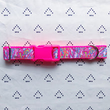 Lilly Pulitzer Scuba To Cuba Dog Collar