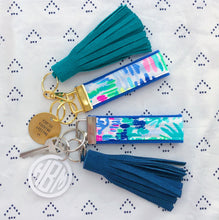 Lilly Pulitzer Salt In The Air Key Fob Wristlet