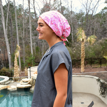 Lilly Pulitzer Mermaid's Cove Scrub Hat
