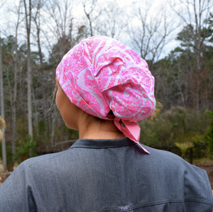 Lilly Pulitzer Salt In The Air Scrub Hat