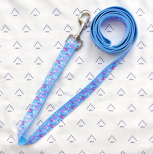 Lilly Pulitzer Red Right Return Dog Leash