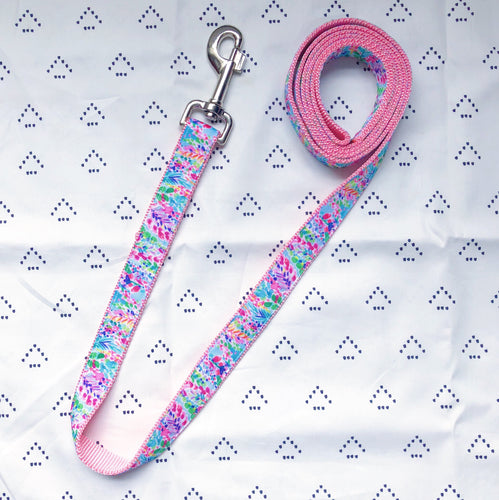 Lilly Pulitzer Catch The Wave Dog Leash